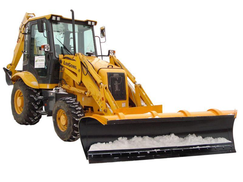 Машинка для уборки снега бензиновыя